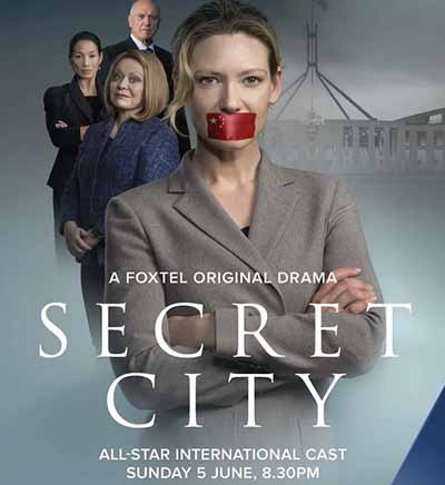 Secret City Season 1 Release Date