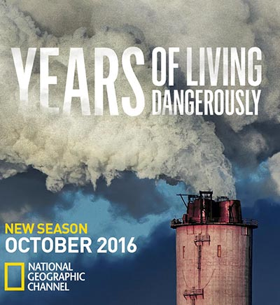 Years of Living Dangerously Season 2 Release Date