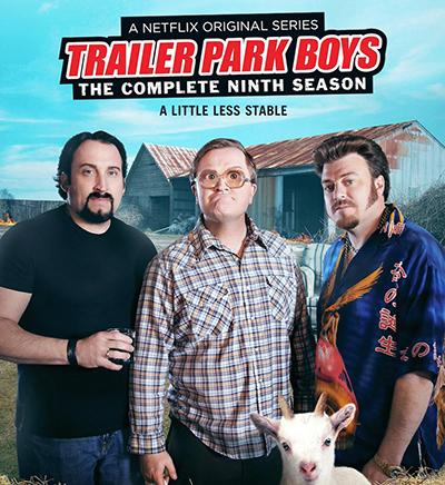 Trailer Park Boys Season 11 Release Date