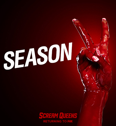 Scream Queens Season 2 Release Date