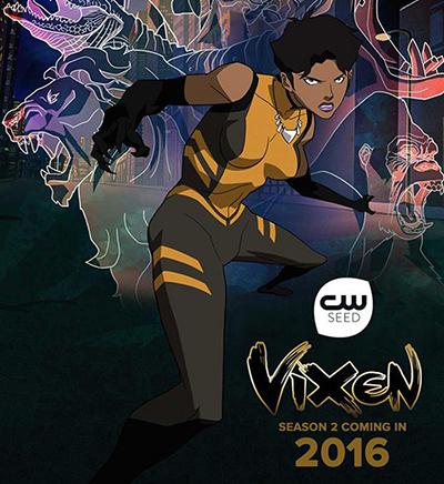 Vixen Season 2 Release Date