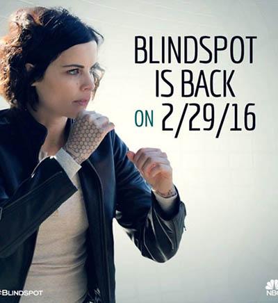 Blindspot Season 2 Release Date