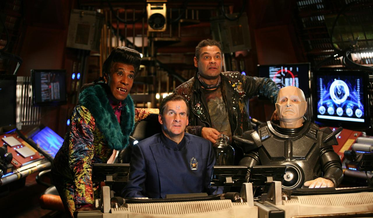 Red Dwarf Season 11 Promo 1
