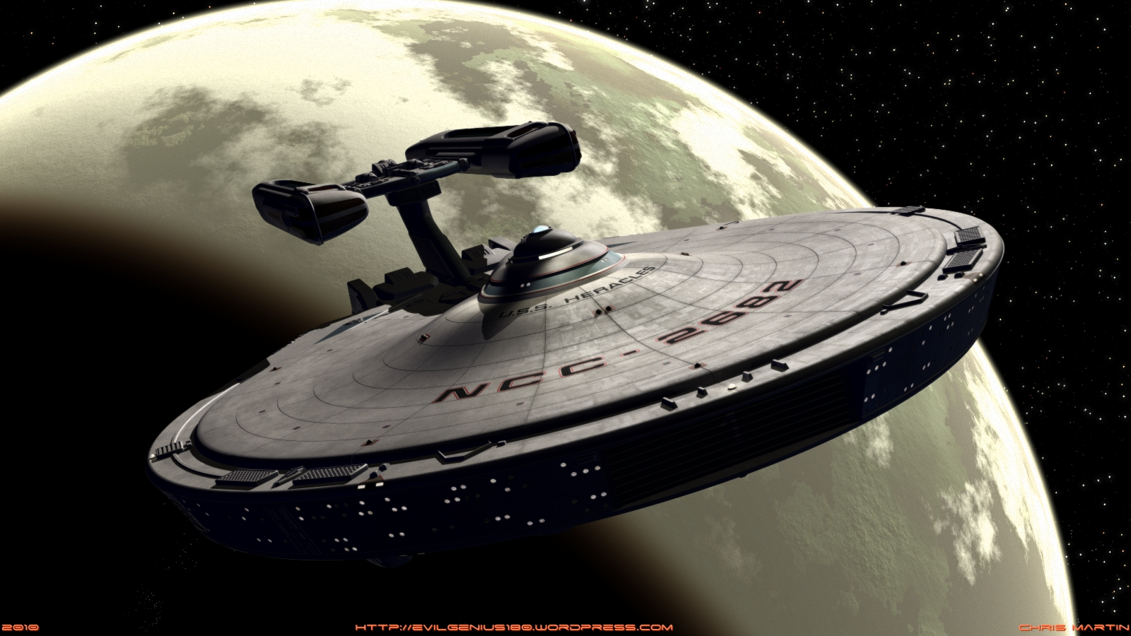Star Trek: ConstellationSeason 1 Promo 2