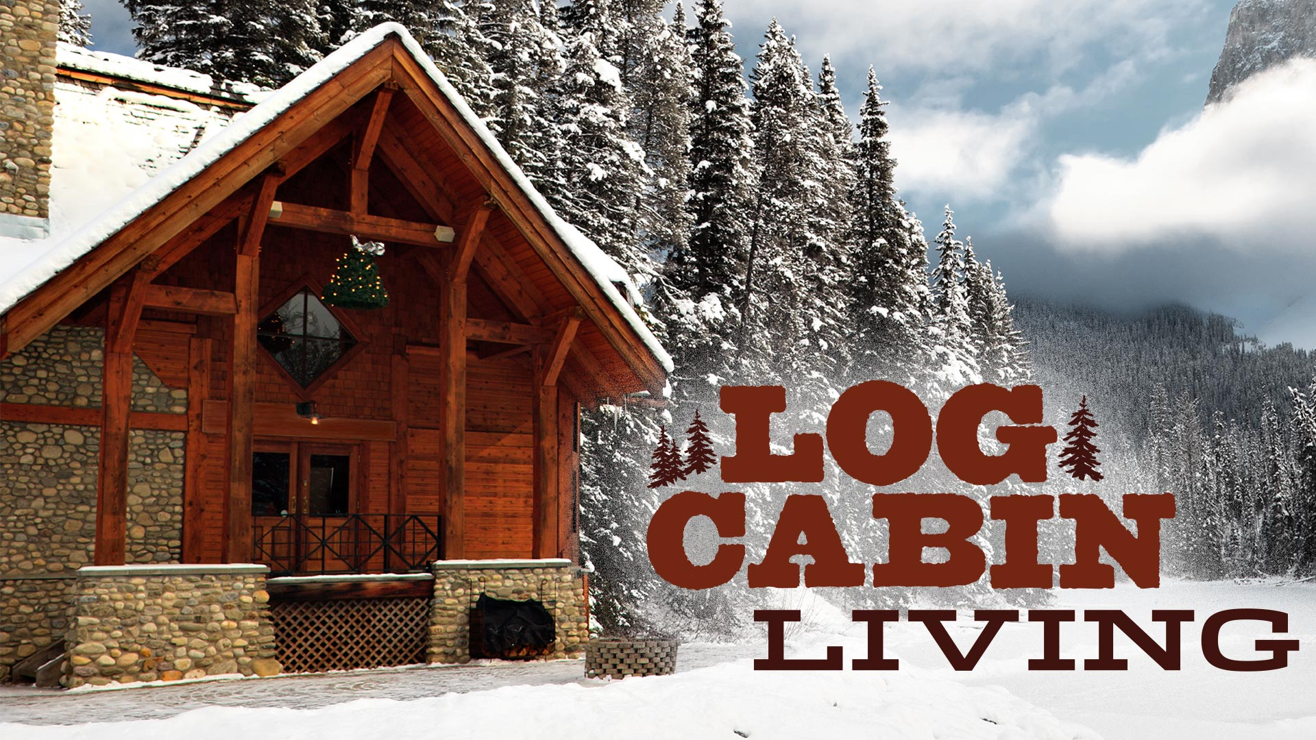 Log Cabin Living Season 2 Promo 1