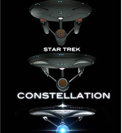 Star Trek: ConstellationSeason 1 Release Date