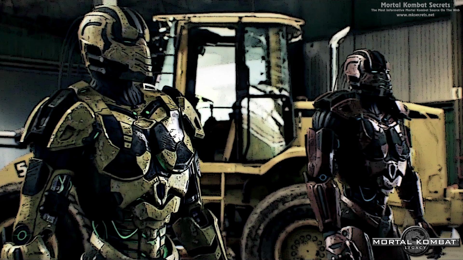 Mortal Kombat: Legacy Season 3 Promo 1