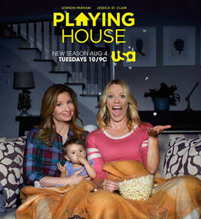 Playing House Season 3 Release Date