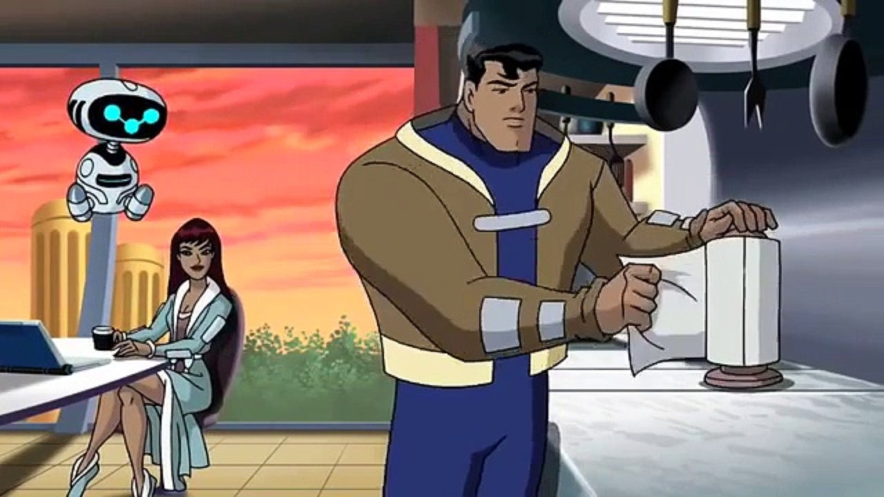 Justice League Action Season 1 Promo 2
