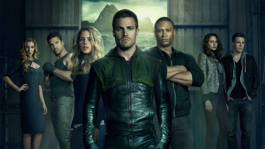 Arrow Season 5 Promo 3