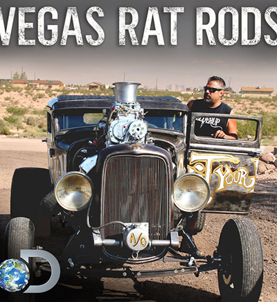 Vegas Rat Rods Season 3 Release Date