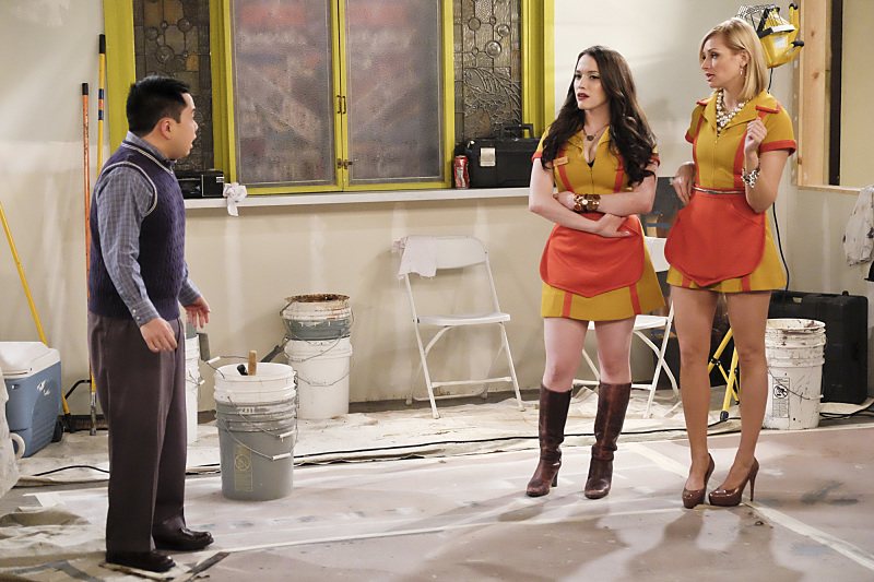 2 Broke Girls Season 6 Promo 3