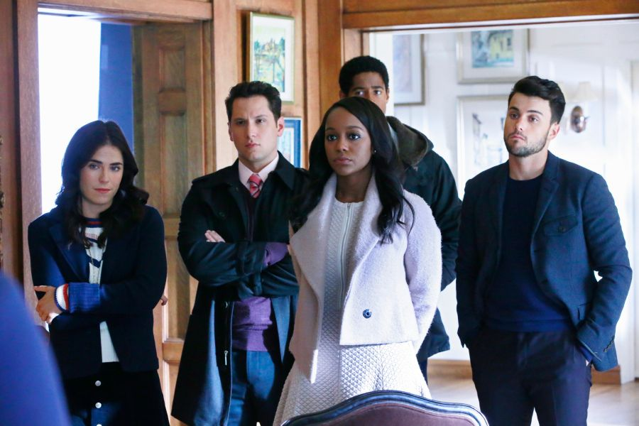 How to Get Away with Murder Season 3 Promo 1