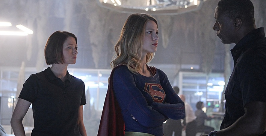 Supergirl Season 2 Promo 1