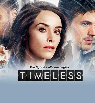 Timeless Season 1 Release Date