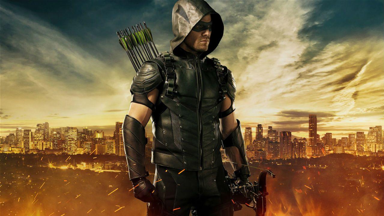 Arrow Season 5 Promo 1
