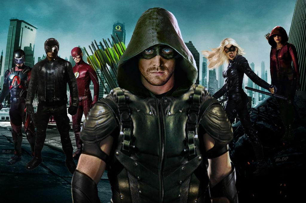 Arrow Season 5 Promo 2