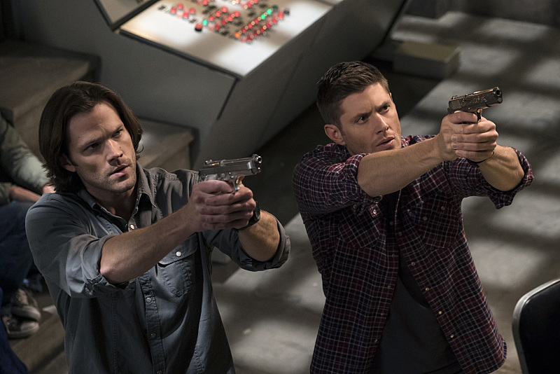 Supernatural Season 12 Promo 3