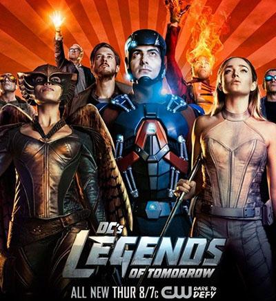 Legends of Tomorrow Season 2 Release Date