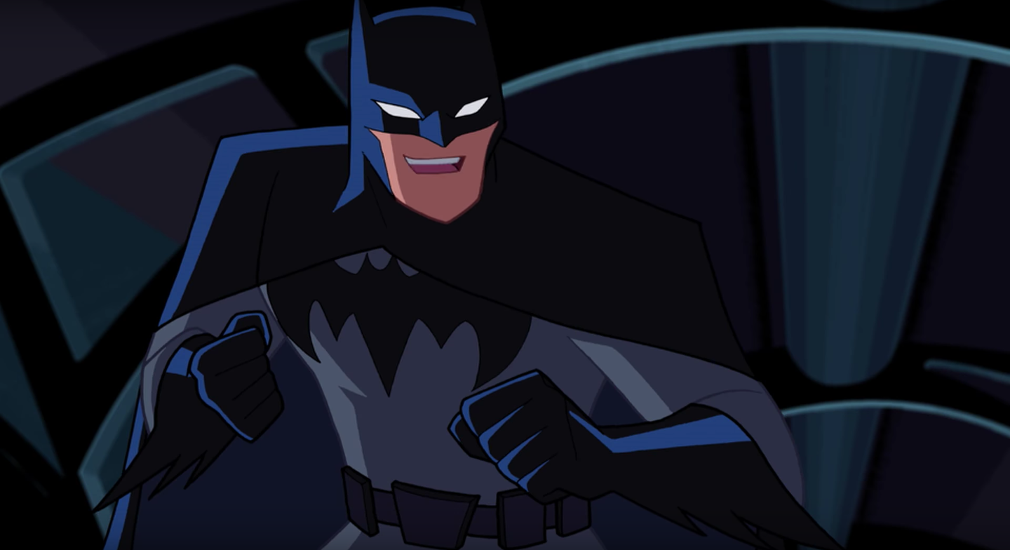 Justice League Action Season 1 Promo 1