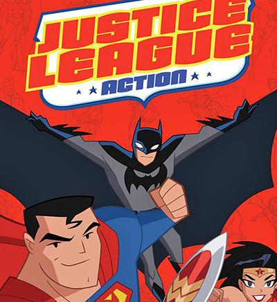 Justice League Action Season 1 Release Date