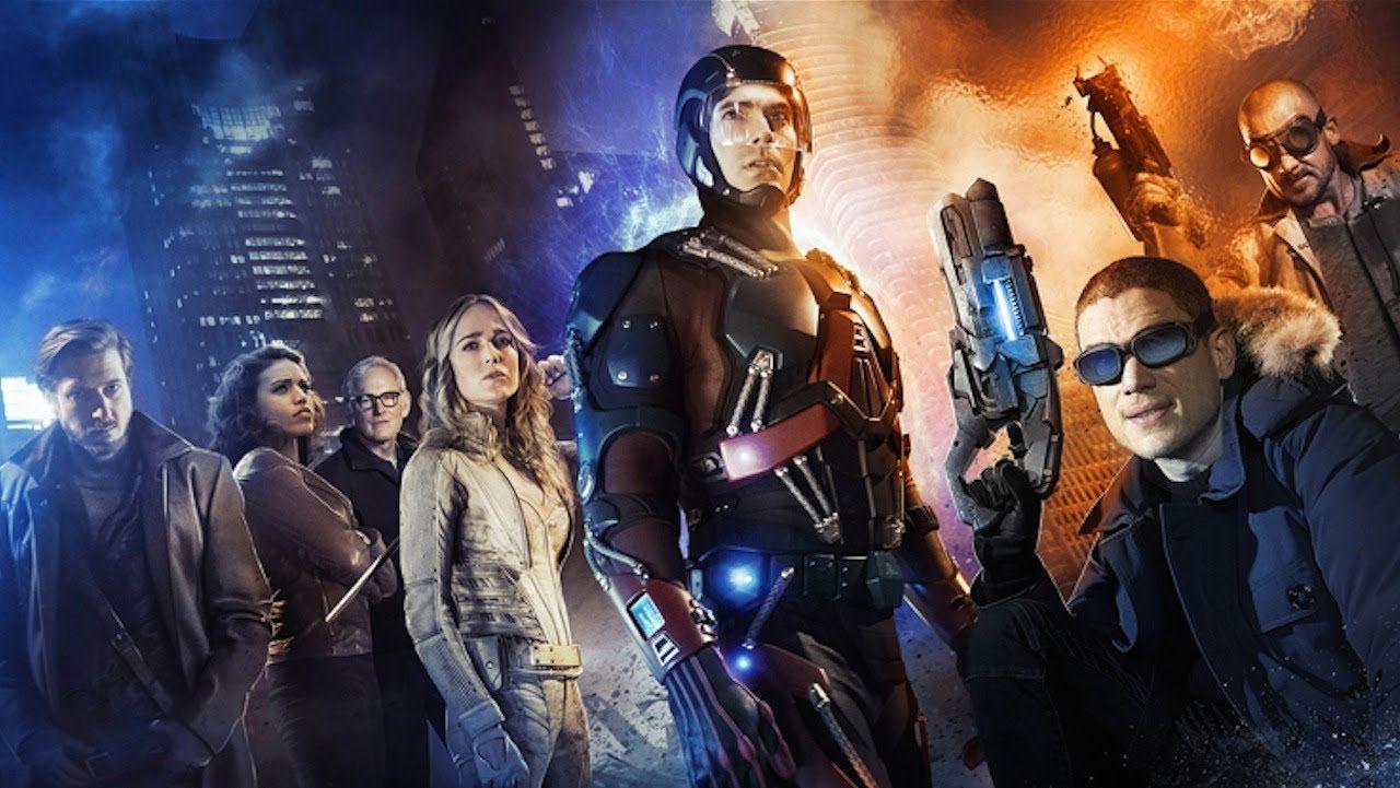 Legends of Tomorrow Season 2 Promo 1