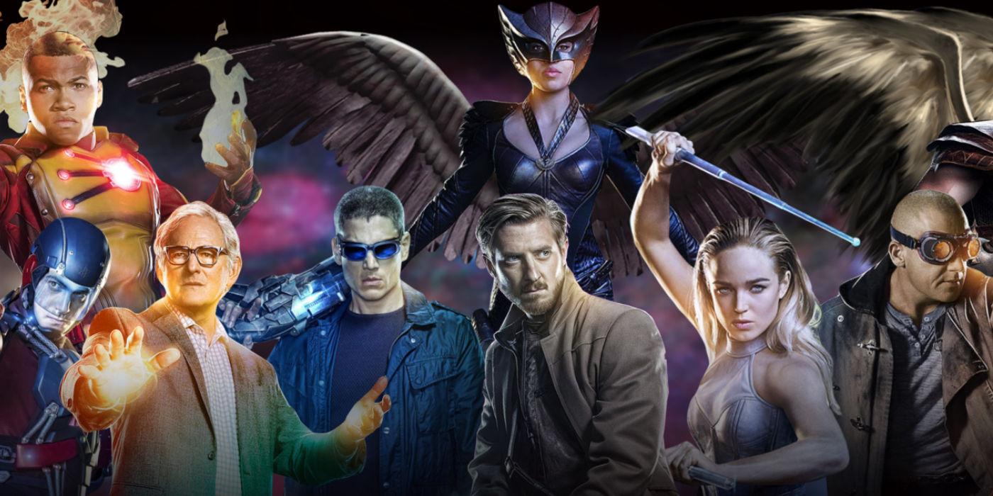 Legends of Tomorrow Season 2 Promo 2