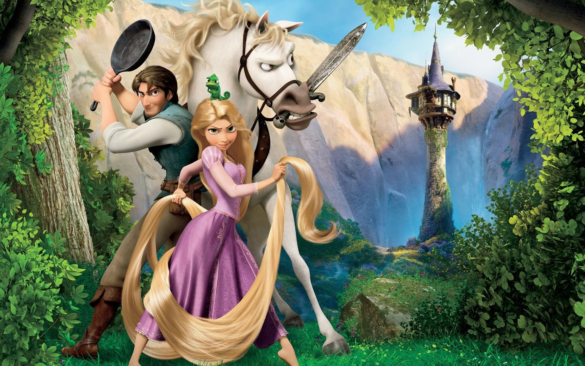 Tangled: Before Ever After Season 1 Promo 1