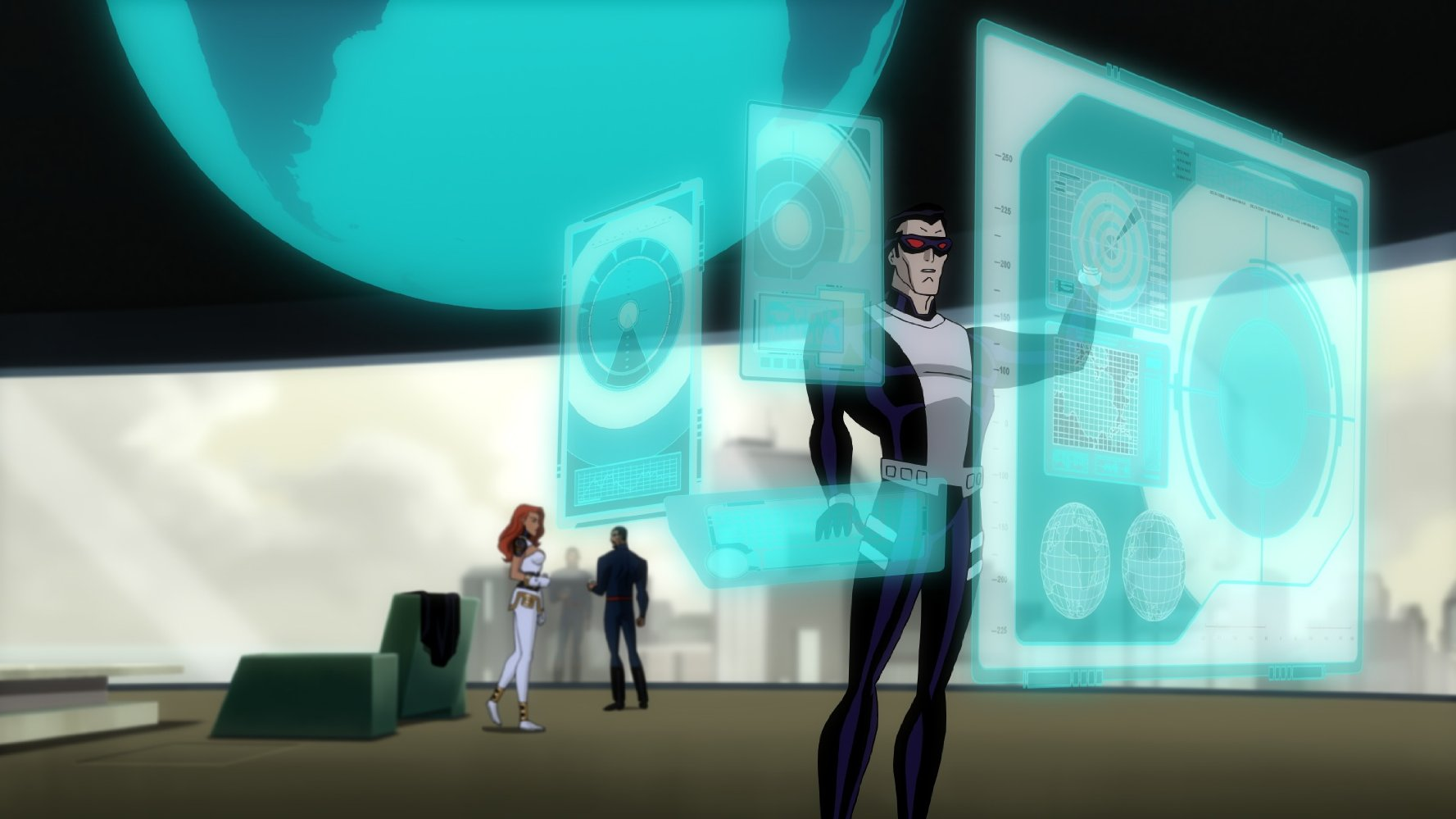 444 Justice League: Gods and Monsters 1