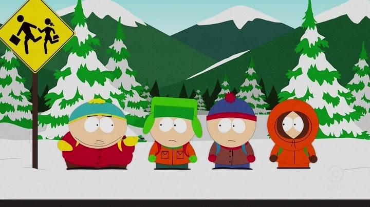 444 South Park 20 season 1