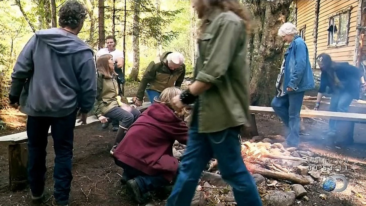 444 Alaskan Bush People. Season 5 2