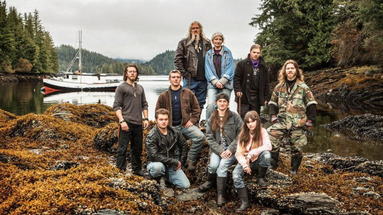 444 Alaskan Bush People. Season 5 3