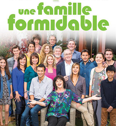 Une famille formidable Release Date