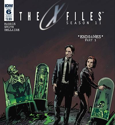 """""""X-files"""" season 11 Release Date"""