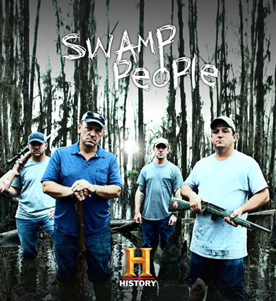 Swamp People. Season 8 Release Date