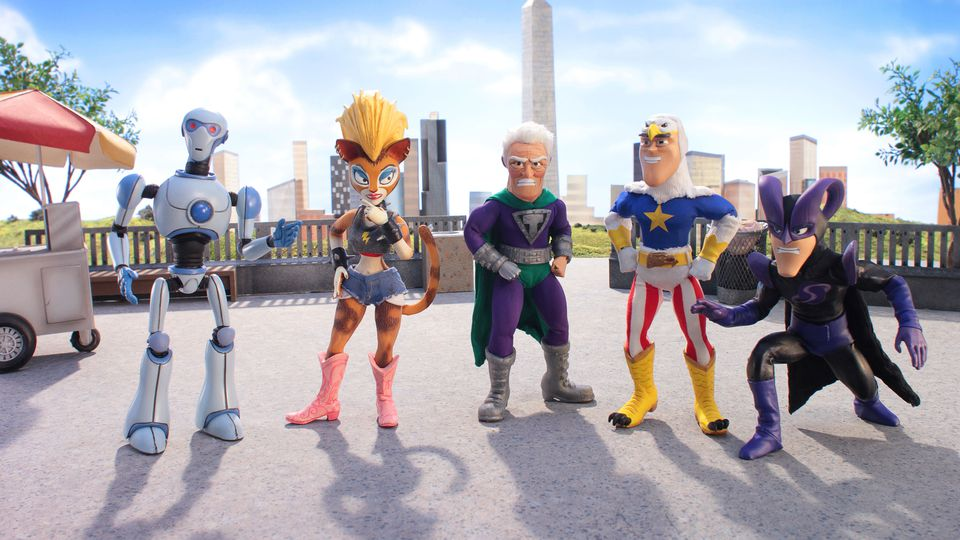 444 SuperMansion 2
