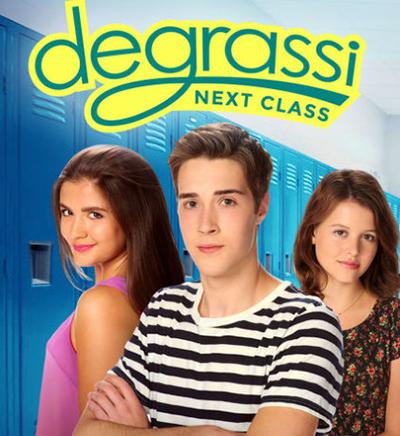 Degrassi: Next Class Release Date