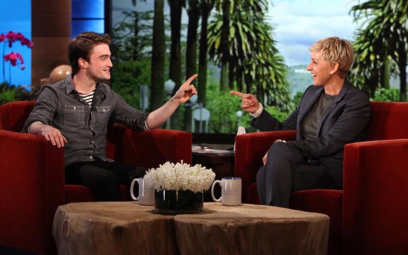 444 The Ellen DeGeneres Show 1