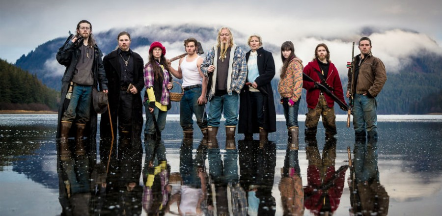444 Alaskan Bush People. Season 5 1