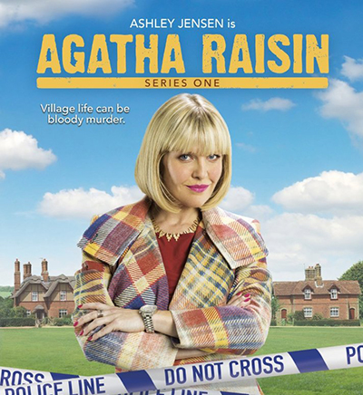 """Agatha Raisin"" season 2 Release Date"