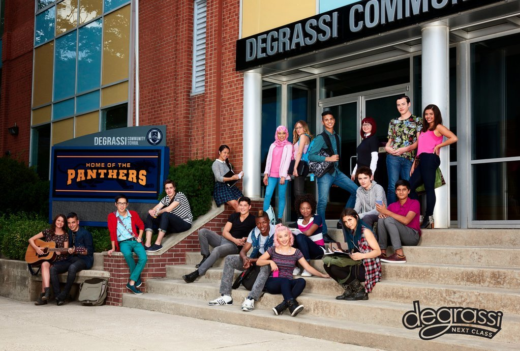 444 Degrassi: Next Class Season 3 3