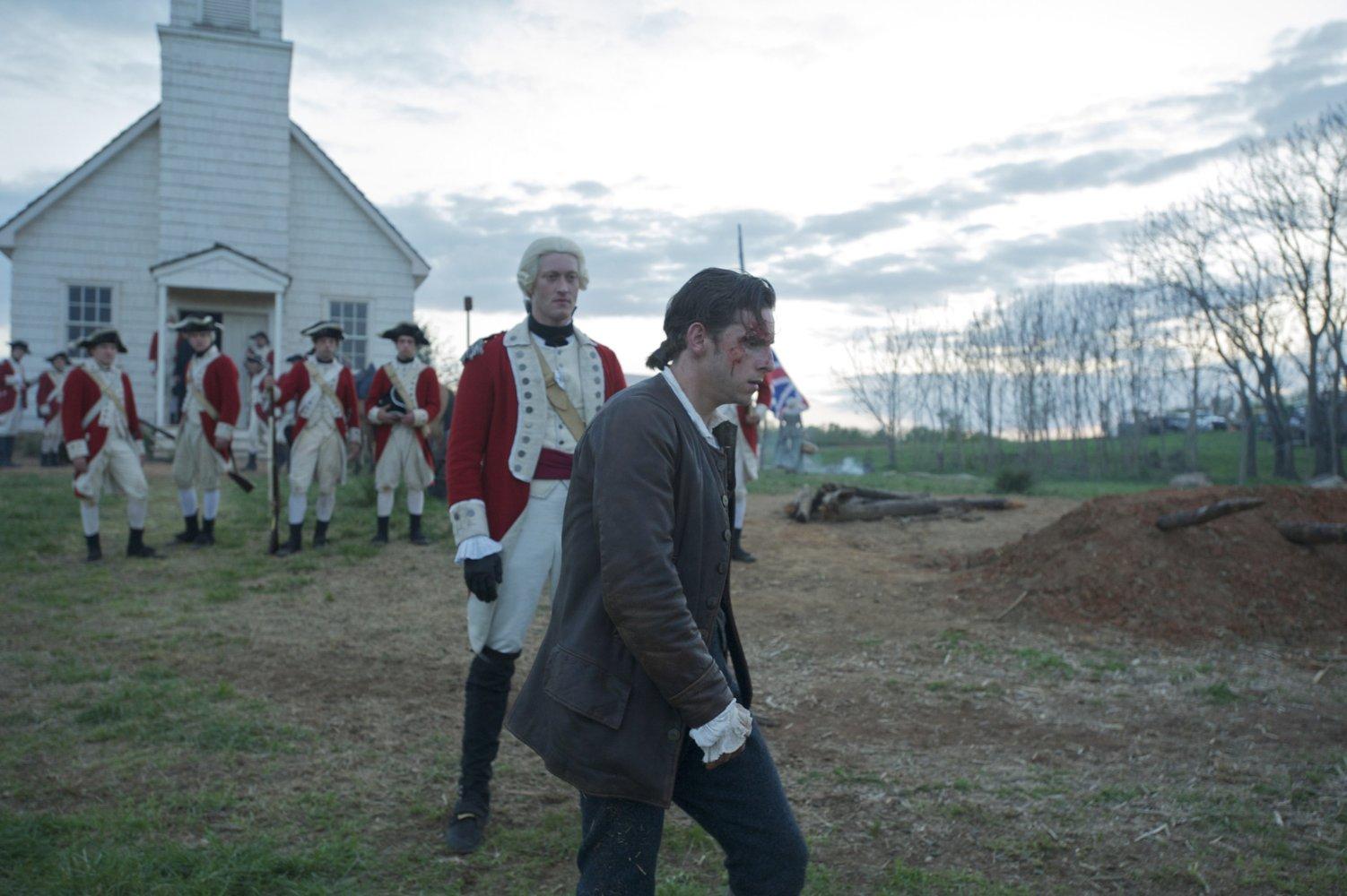 444 Turn: Washington's Spies Season 4 3