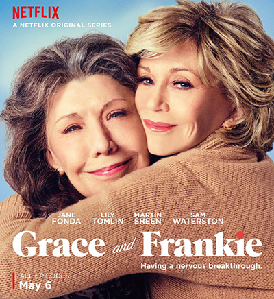 Grace and Frankie Season 3 Release Date