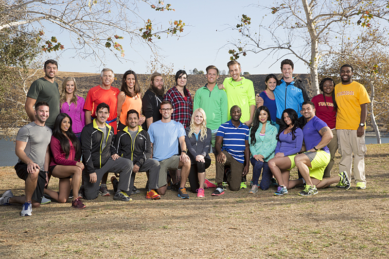 444 The Amazing Race 3