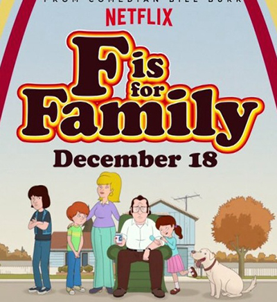 """F is for Family"" season 2 Release Date"