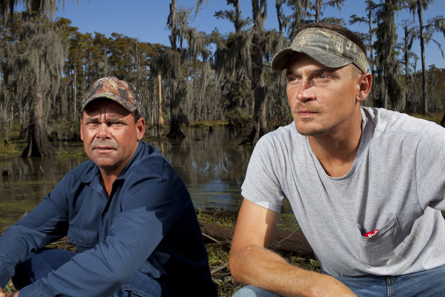 444 Swamp People. Season 8 3