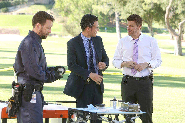 444 Bones. Season 12 3