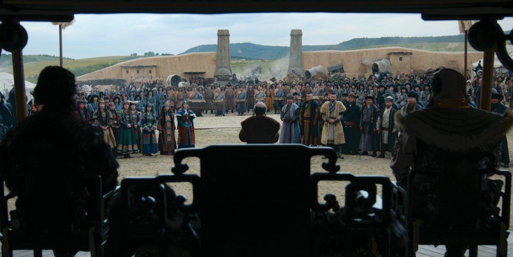 444 Marco Polo. Season 3 1