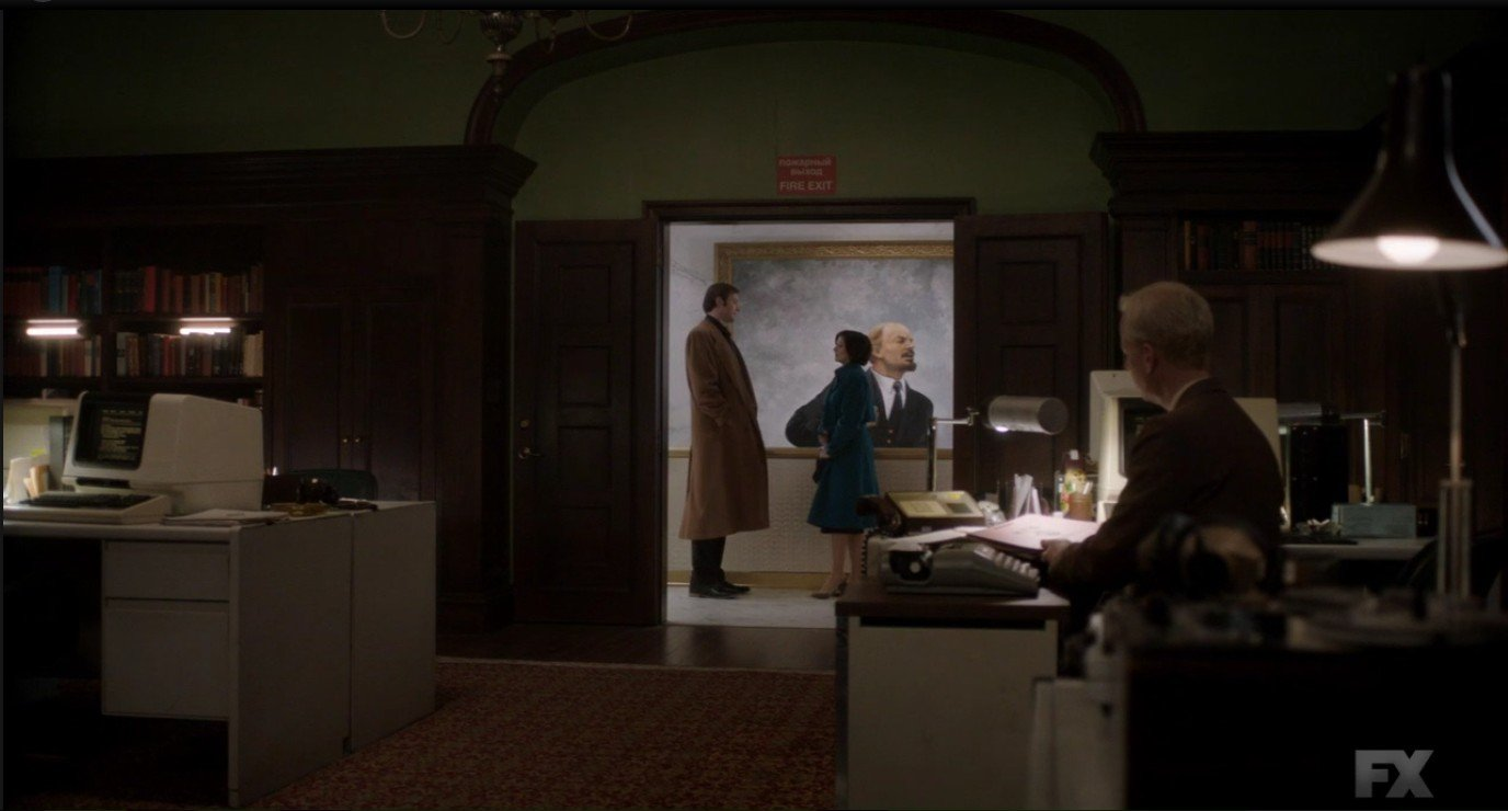 444 The Americans. Season 5 3