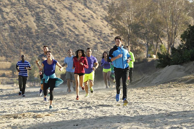 444 The Amazing Race. Season 29 1